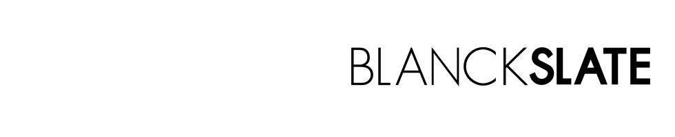 Blanckslate